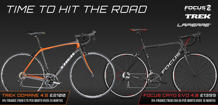 The Ride Stuff - Trek Road Bike Supplier