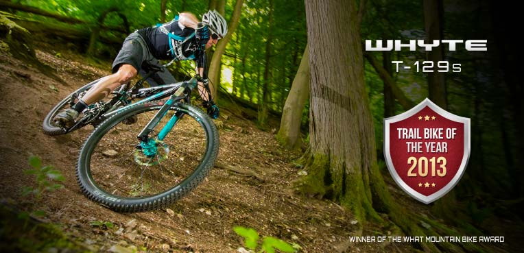 The Ride Stuff - Whyte T-129s